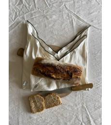 Sac à pain en lin